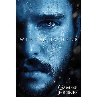 Game of Thrones Poster Jon Snow 227