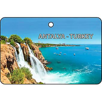 Antalya - Turquie Car Air Freshener