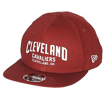 Nouvelle ère senti Script 9Fifty Cap ~ Cleveland Cavaliers
