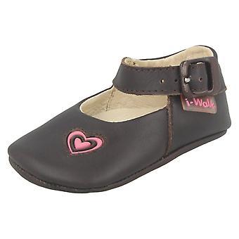 Girls I-Walk Yorkie Casual Shoes