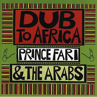 Prince Far I & the Arabs - Dub to Africa [CD] USA import
