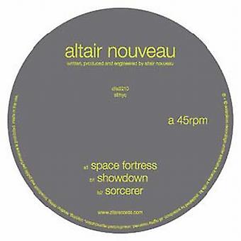Altair Nouveau - Space Fortress [Vinyl] USA import