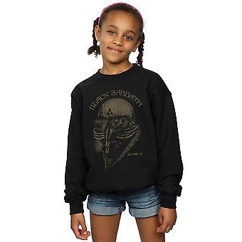 Black Sabbath Mädchen Tour 78 Sweatshirt