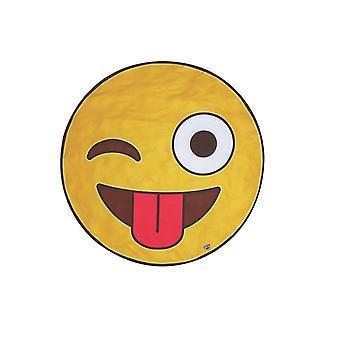 Prosop de plajă Wink emoji prosop foi ca 150 cm