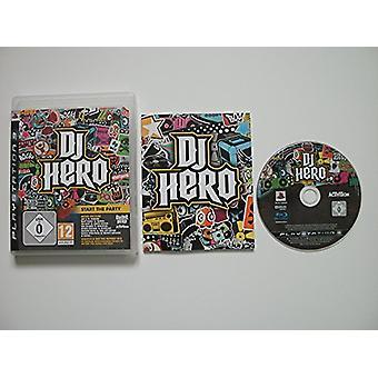 DJ Hero - Jeu uniquement (PS3) - Factory Sealed