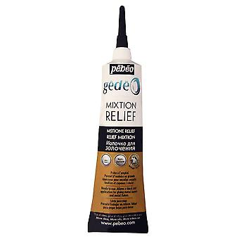 Pebeo Gedeo Mixtion Relief Gilding Paste 37ml