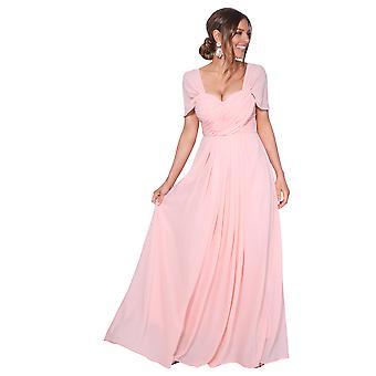 KRISP Women On Off Shoulder Evening Wedding Long Bridesmaid Gown Maxi Prom Dress 8-20