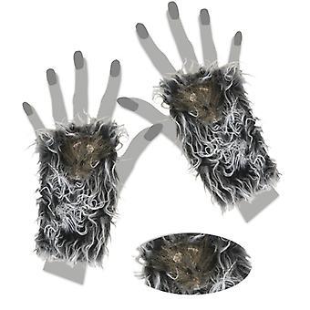 Handskar råtta tillbehör råtta ansikte