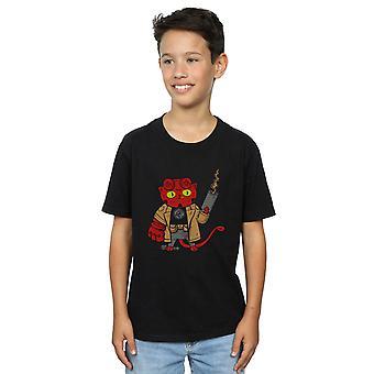 Pepe Rodriguez Boys Mini Hellcat T-Shirt
