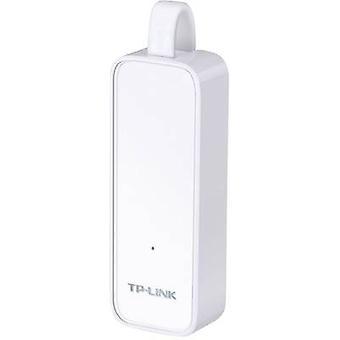 TP-LINK UE300 Nettverkskort 1 GBit/s LAN (10/100/1000 Mbps), USB 3.2 første generasjon (USB 3.0)