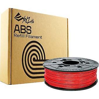 خيوط إكسيزبرينتينج إس 600 الأحمر البلاستيكية 1.75 ملم ز الملء