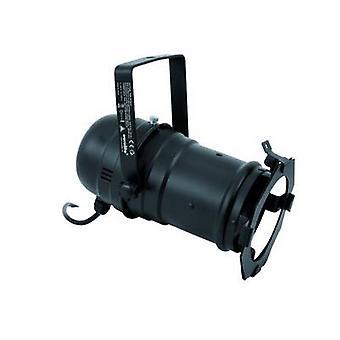 Holofotes de palco Eurolite PAR-30 Spot halógena PAR preto
