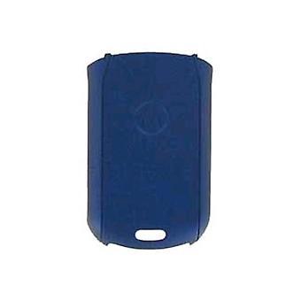 OEM Motorola V260 V262 batteriet dør (blå) SHN8758