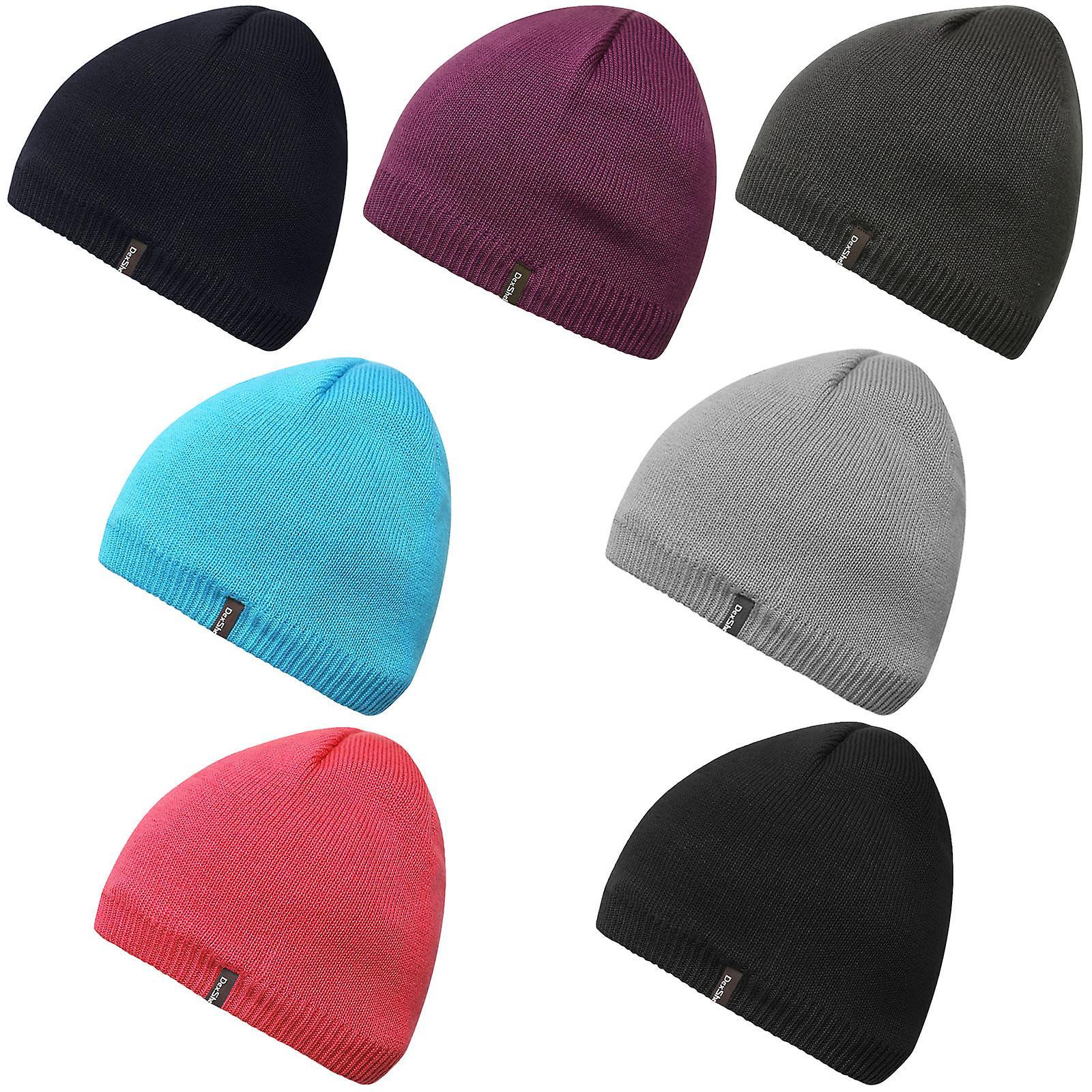 DexShell Unisex Solo Waterproof Windproof Breathable Thermal Winter Beanie  Hat bd64818ee5b