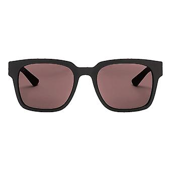 Electric California Zombie S Sunglasses - Matte Black/Rose