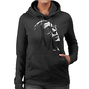 TV Times Michael Caine Billion Dollar Brain 1967 Women's Hooded Sweatshirt