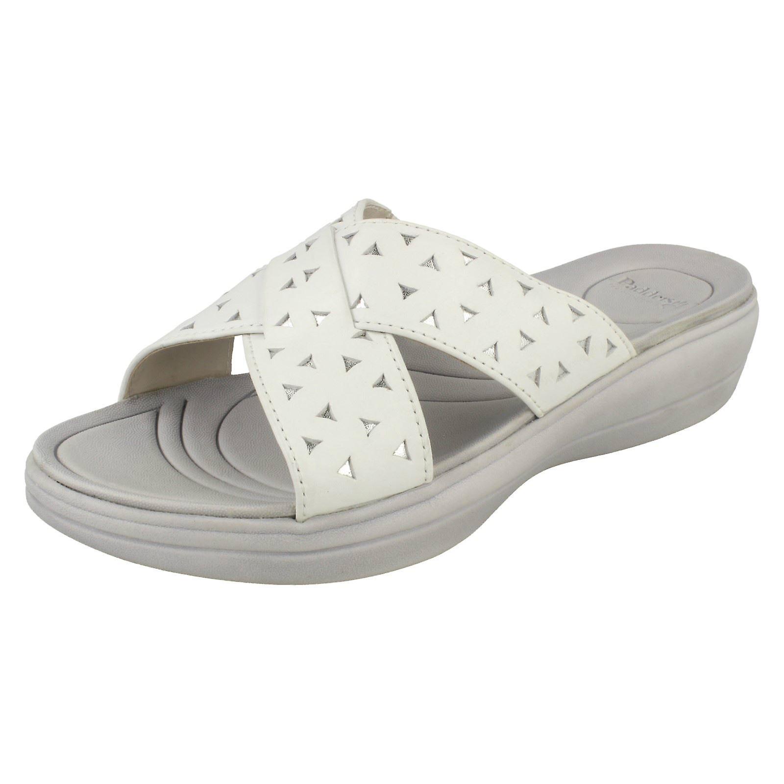 Panie Padders szerokim montażu sandały Clara iVJK3