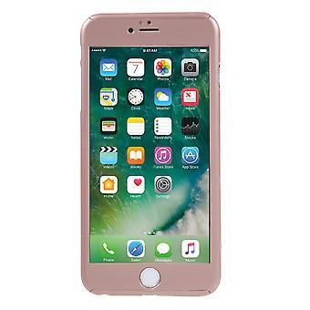 360 Shell per iPhone 6/6s - Protezione per l'intero iPhone - RoseGold