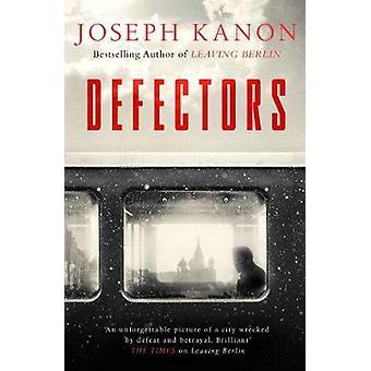 Überläufer von Joseph Kanon - 9781471162619 Buch