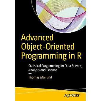 Fortgeschrittene objektorientierte Programmierung in R - statistische Programmierung fo