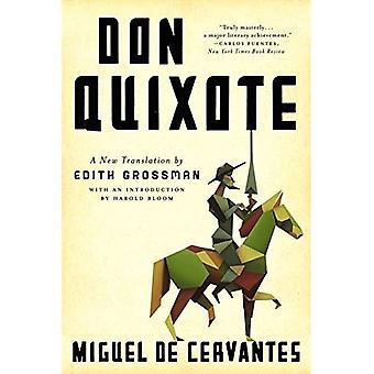 Don Quijote Deluxe Edition, Deckle kant (konst av historien)