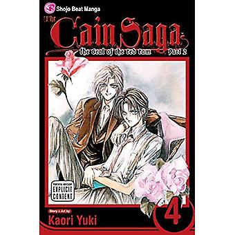 Kain Saga del 2: Bind 4 segl af rød Ram (Kain Saga)