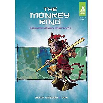 The Monkey King: A Chinese Monkey Spirit Myth (Short Tales: Chinese Myths)