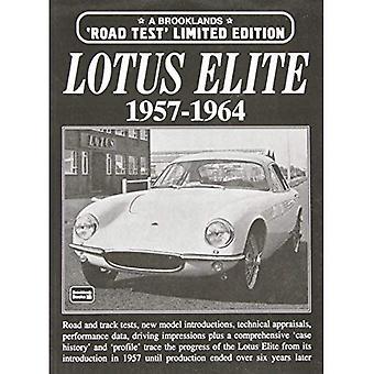 Lotus Elite 1957 - 1964 Limited Edition (Brooklands boeken weg testreeks)
