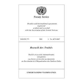 Fördragssamling av FN - kontoret för rättsliga frågor - 9789219007