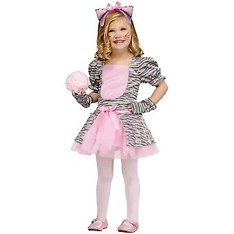 Fabulous Kitty Toddler Costume
