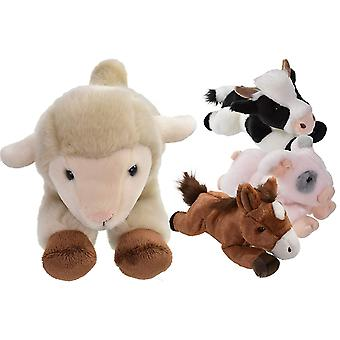 Farm Animal Soft Plush Toy