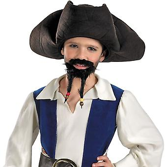 Pirate Hat Must Goatee For Children