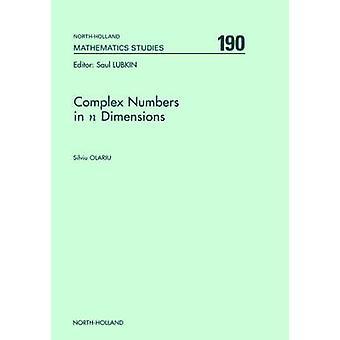 Komplexa tal i N dimensioner av Olariu & Silviu