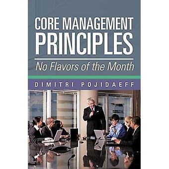 Principios de gestión de la base sin sabores del mes por Pojidaeff y Dimitri