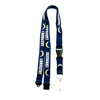 Losangeleský Chargers NFL Lanyard