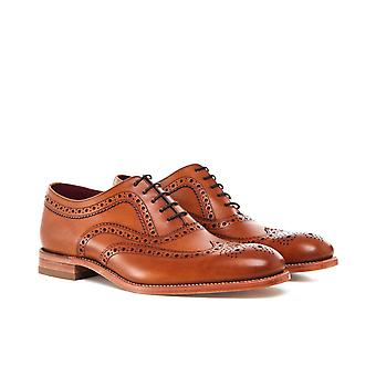 Loake cuero Fearnley Oxford Brogues