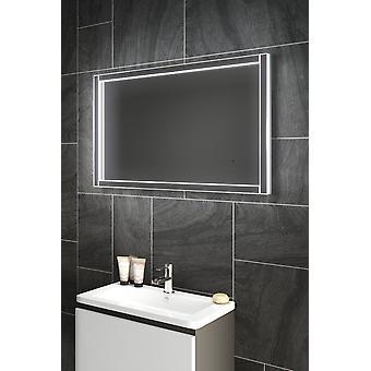 Forma kylpyhuone peili kanssa infrapuna-anturi ja huurteenpoistolaitetta pad k448
