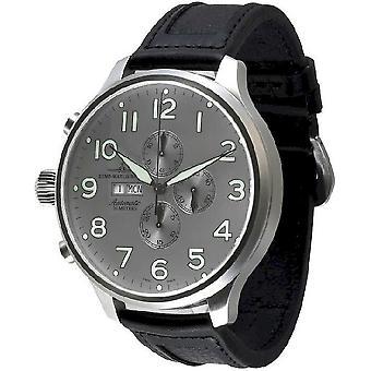 Zeno-watch mens watch Super-oversized SOS chronograph 9557SOS-Left-a3