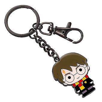 Harry Potter Chibi Character Cutie Keyring