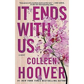 It Ends with Us by Colleen Hoover - 9781501110368 Book