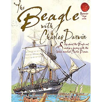 The Beagle with Charles Darwin by Fiona MacDonald - Bergin Mark - 978