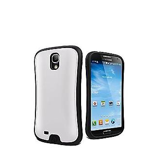 Cygnett FitGrip Case for Galaxy S4 (Black/White)