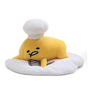 Gudetama Lazy Egg Chef's Hat & Spatula (Large)