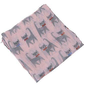 &Amp;reg; womens large summer cat chiffon oversized long wrap thin style scarf