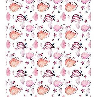 """Craft Consortium Decoupage Papers 13.75""""X15.75"""" 3/Pkg-Fly With Me"""