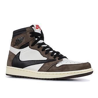 Air Jordan 1 High Og Ts Sp 'Travis Scott' - Cd4487-100 - Schuhe