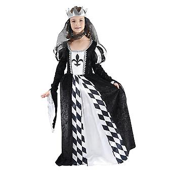 Bristol Novelty Childrens Girls Chess Queen Costume
