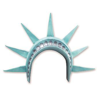 Bristol Novelty Unisex Adults Statue Of Liberty Headband