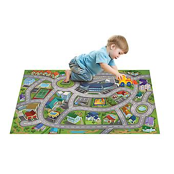 House of Kids City Airport Play Mat