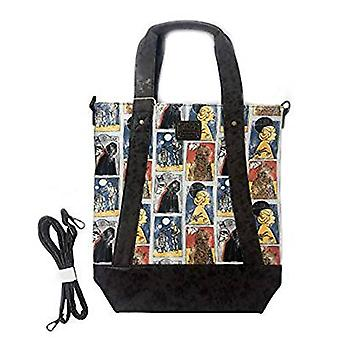 Tote Bag - Star Wars - Star Wars Cards Crossbody sttb0163